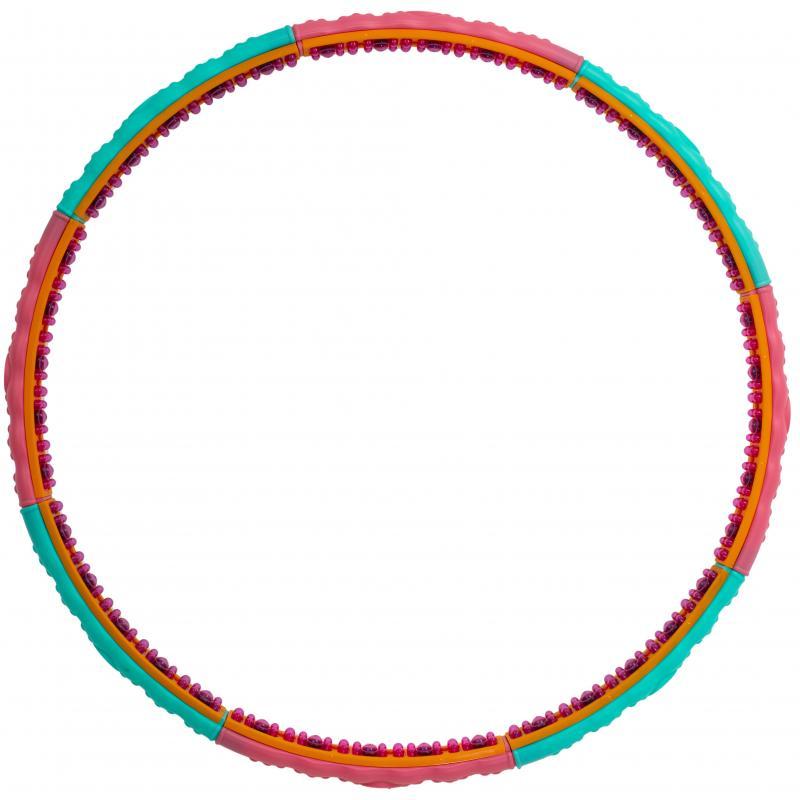 Обруч хулахуп для похудения Health Hoop One (2,1 кг) фото