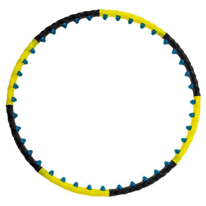 Массажный обруч для похудения Dynamic JS-6001 (1,6 кг) фото