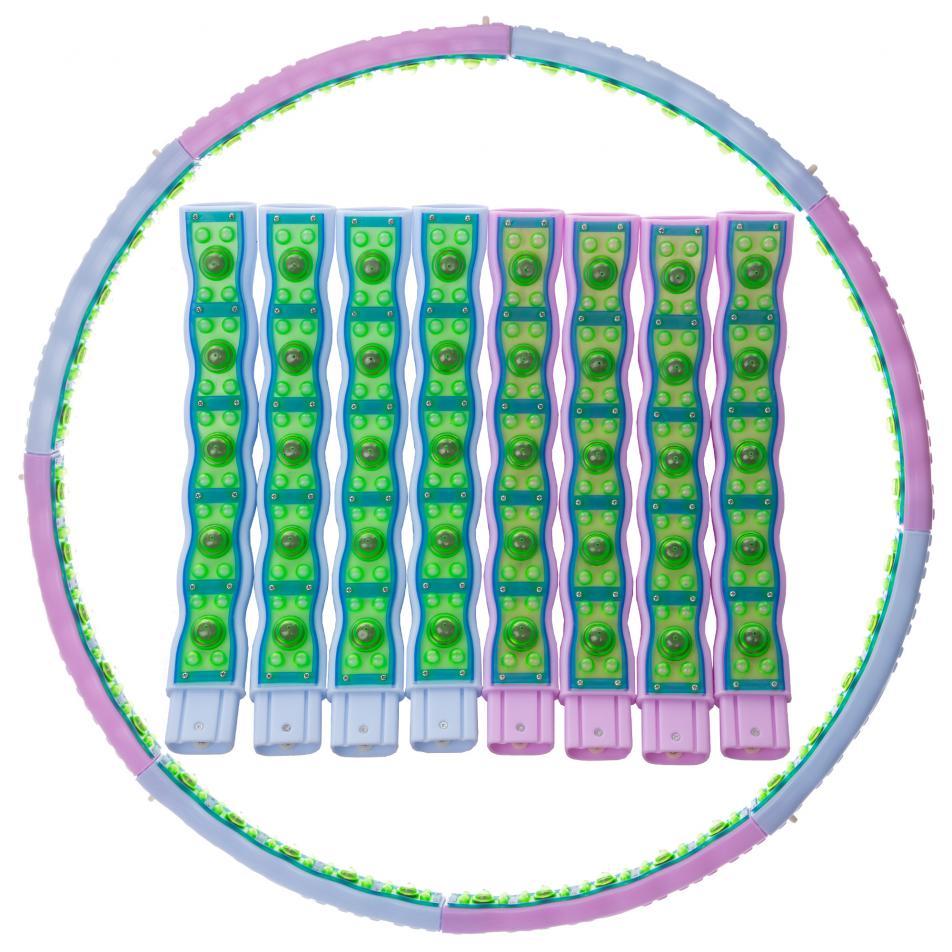 Обруч хулахуп для похудения JS-6019 (2,3 кг)