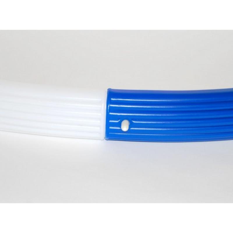Массажный обруч хулахуп для похудения JS-6010 (1,8 кг) фото