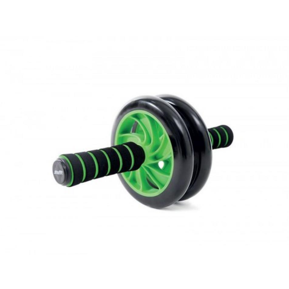 Ролик для пресса Star Fit RL-102 зеленый/черный