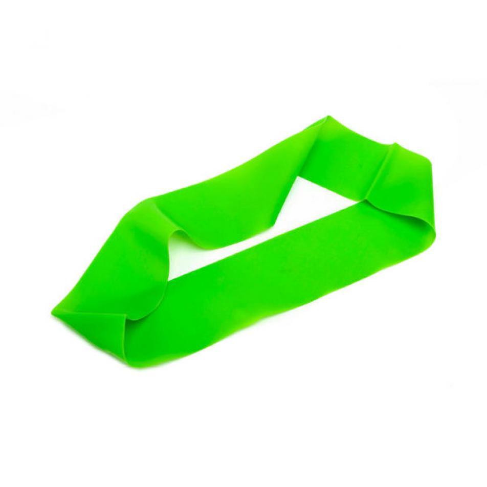 Эспандер-лента, нагрузка до 4 кг, зеленая