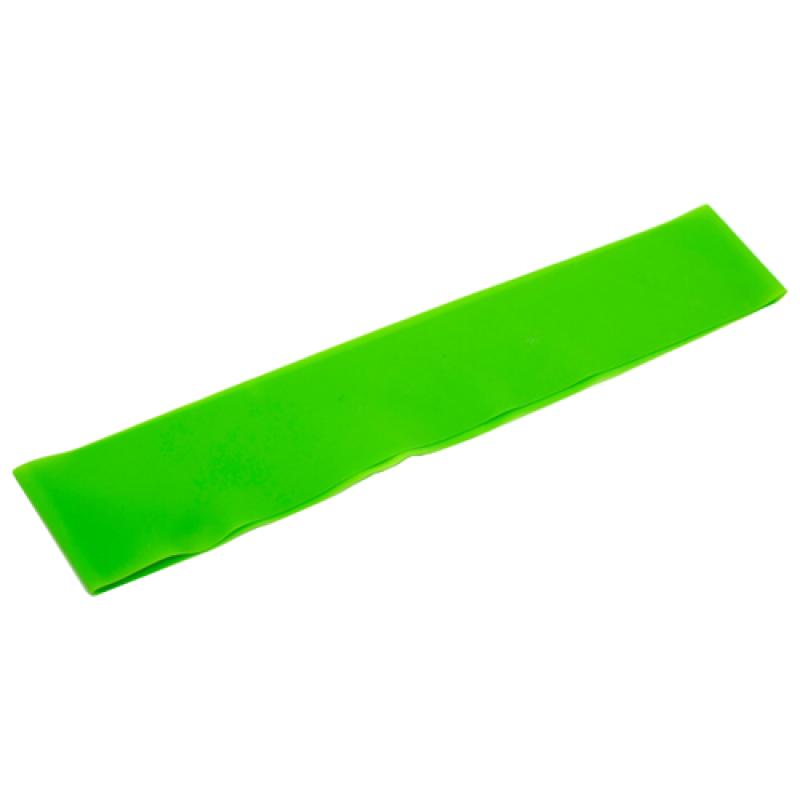 Эспандер-лента, нагрузка до 4 кг, зеленая фото