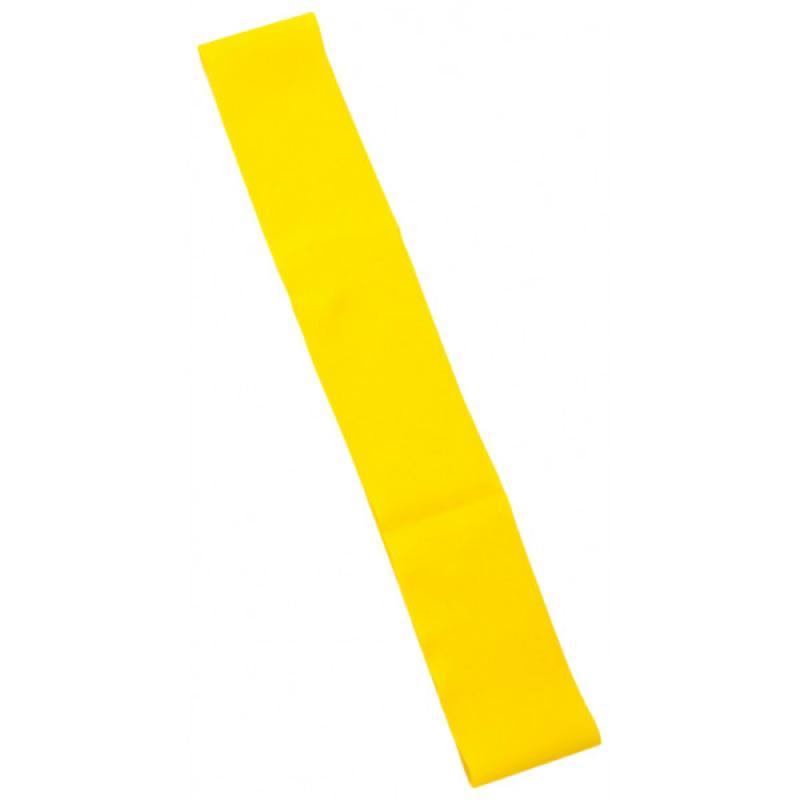 Эспандер-лента, нагрузка до 5,5 кг, желтая фото