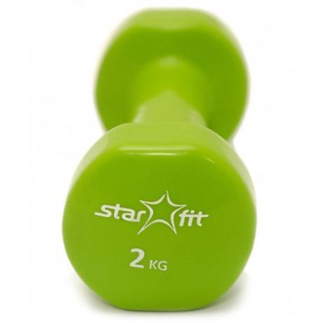 Виниловые гантели Star Fit 2 кг