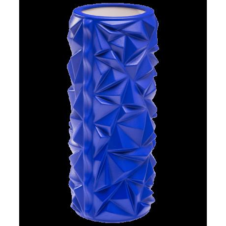 Ролик массажный FA-504, 140х330 мм, синий