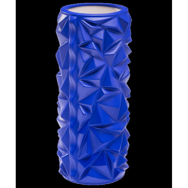Ролик массажный FA-504, 140х330 мм, синий фото