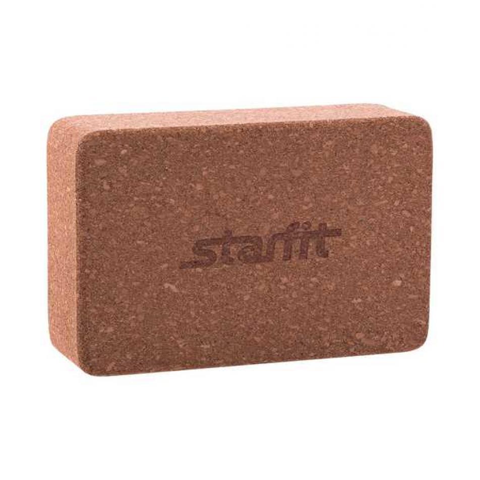 Блок для йоги Star Fit FA-102, пробка