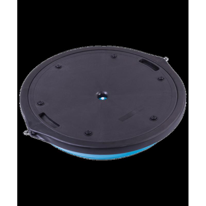 Полусфера BOSU GB-502 PRO с эспандерами, с насосом, синийStarfit фото