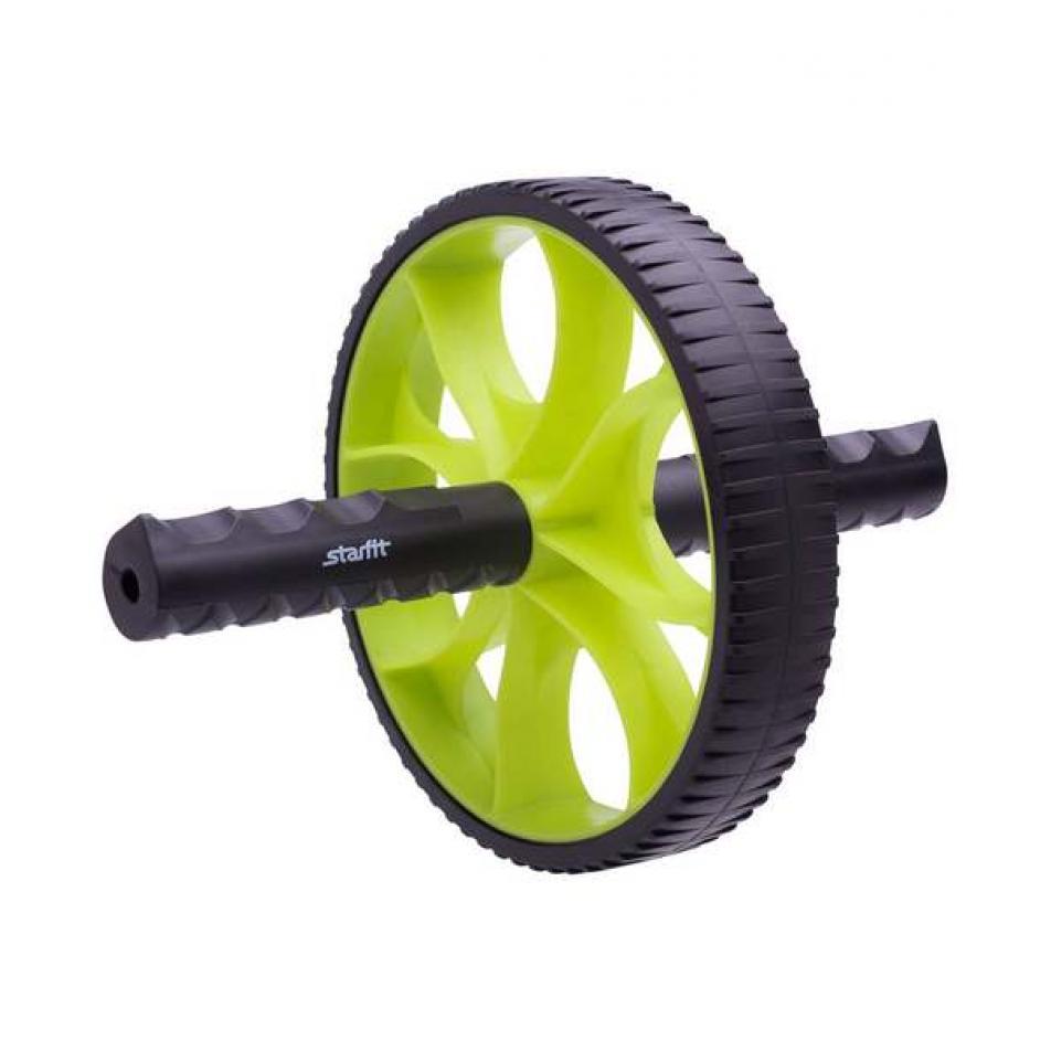 Ролик для пресса RL-103, зеленый/черный