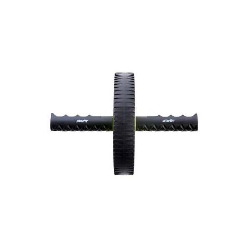 Ролик для пресса RL-103, зеленый/черный фото