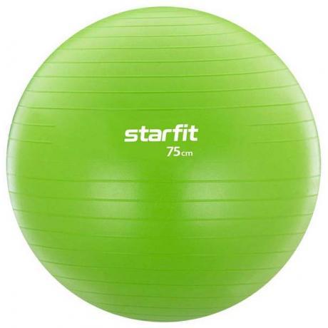 Фитбол GB-104, 75 см, зеленый, антивзрыв