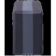 Блок для йоги YB-201 EVA, 22,8х15,2х10 см, 350 гр, черно-серыйStarfit фото