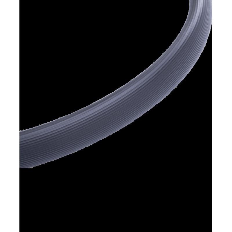 Кольцо для пилатеса FA-0402 39 см, черный фото