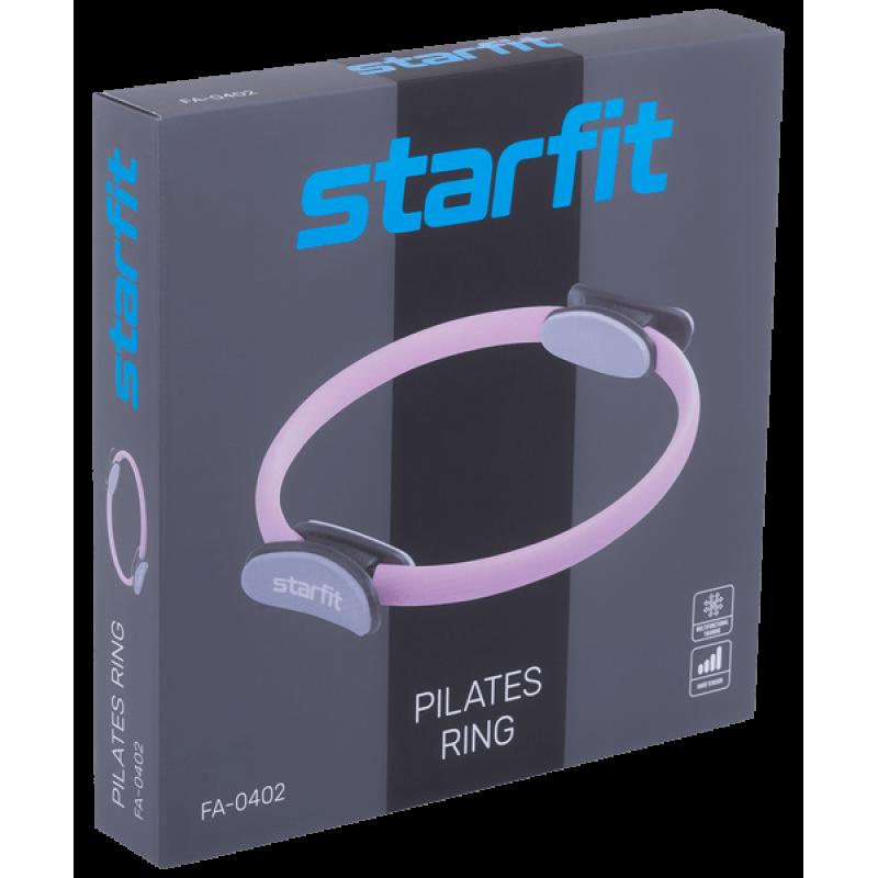 Кольцо для пилатеса FA-0402 39 см, розовый фото