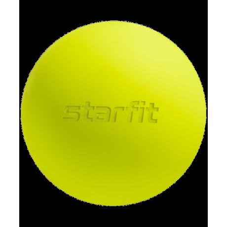 Мяч для МФР RB-101, 6 см, ярко-зеленыйStarfit