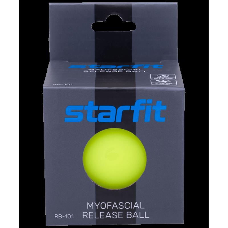 Мяч для МФР RB-101, 6 см, ярко-зеленыйStarfit фото