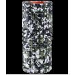 Ролик массажный FA-508, 33x14 cм, зеленый камуфляж/оранжевый фотографии