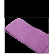 Мини-эспандер ES-204 тканевый, низкая нагрузка, фиолетовыйStarfit фотографии