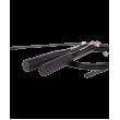 Скакалка RP-301 скоростная с металлическими ручками, черныйStarfit фотографии