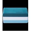 Блок для йоги YB-201 EVA, 22,8х15,2х10 см, 350 гр, изумрудная радугаStarfit